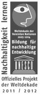 Auszeichnung UNESCO